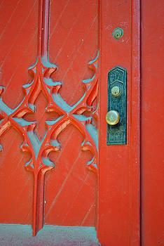 Jost Houk - Dust of the Red Door