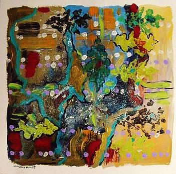 Dusted Oak by John Williams
