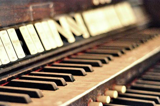 Dusty Keys by Sara Kennedy
