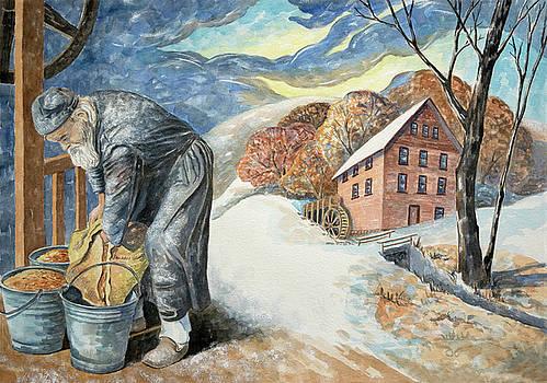 Dusty Miller by Paula Blasius McHugh