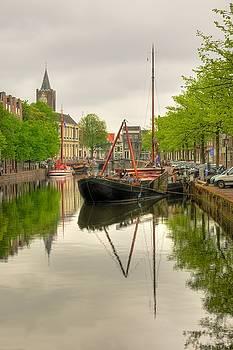 Dutch Canal by Hans Kool