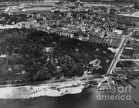 Dyckman Street Ferry, 1935 by Cole Thompson