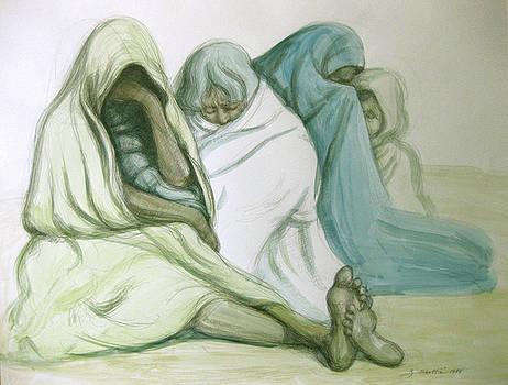 Dying Children by Zois Shuttie
