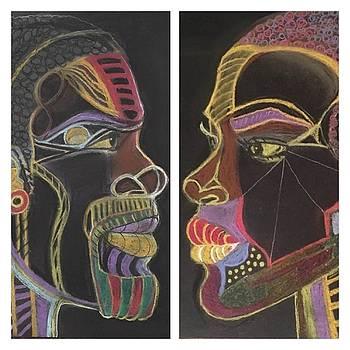 Dynamic Duo by Carole Joyce