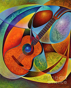 Ricardo Chavez-Mendez - Dynamic Guitars 2