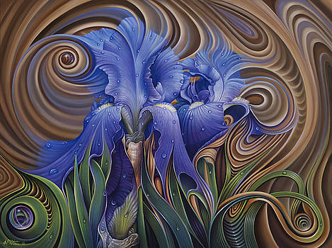 Ricardo Chavez-Mendez - Dynamic Iris