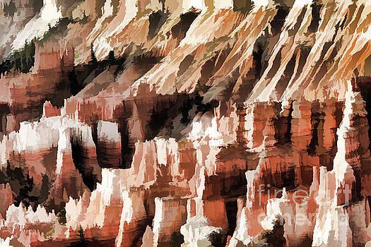 Chuck Kuhn - Dynamic Paint Bryce Canyon