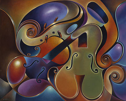 Ricardo Chavez-Mendez - Dynamic Series IX Violins