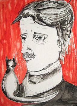 E. A. Poe by Darkest Artist