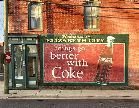E. City Coke by David Nichols