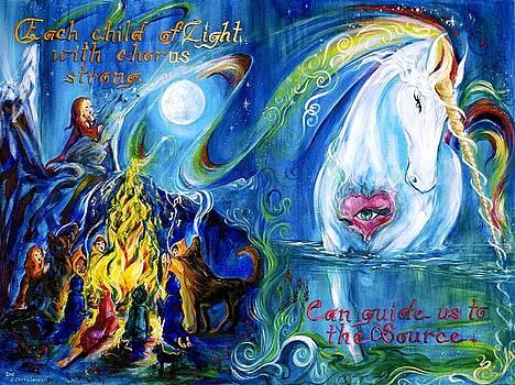 Each Child of Light... by Jennifer Christenson