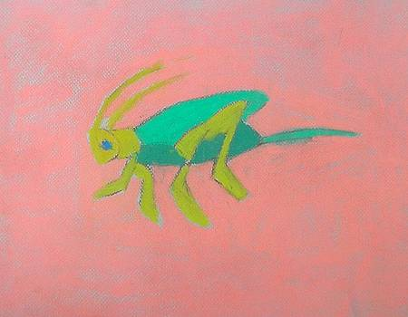 Artists With Autism Inc - Eager Grasshopper