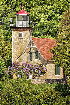 Susan Rissi Tregoning - Eagle Bluff Lighthouse