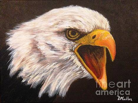 Eagle by Donna Muller