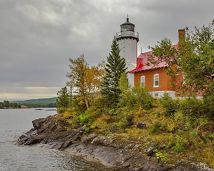 Jack R Perry - Eagle Harbor Light Station