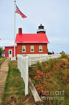 Terri Gostola - Eagle Harbor Lighthouse