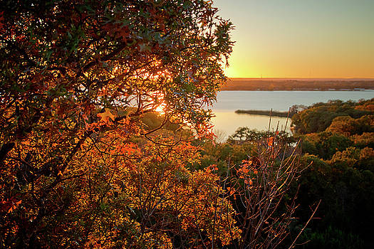 Eagle Mountain Park Overlook by Linda Unger