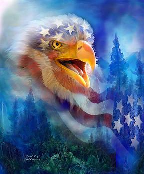 Eagle's Cry by Carol Cavalaris