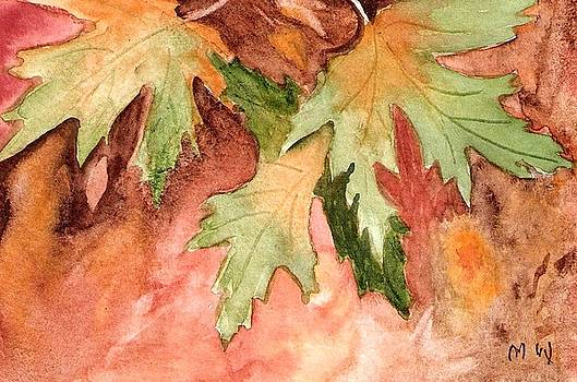 Early Autumn by Marsha Woods
