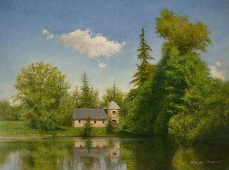Early June, Carpenter's Pond by Wayne Daniels