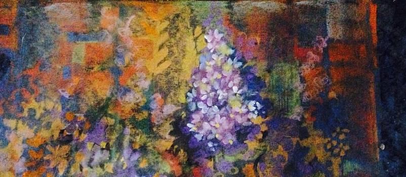 Early lilac by Judy Osiowy