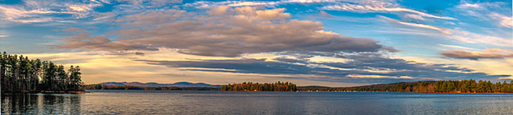 Early Morning at Lake Wentworth by Thomas Lavoie