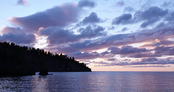 Early Morning at Tettegouche by Heidi Hermes