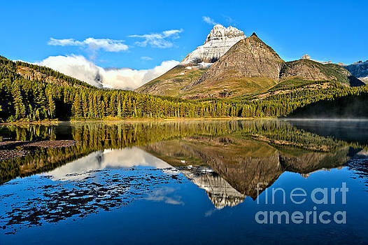 Adam Jewell - Early Morning Fishercap Reflections