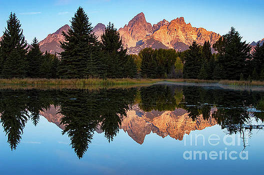 Bob Phillips - Early Morning Light at Schwabacher