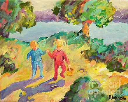 Peggy Johnson - Early Morning - Little Children