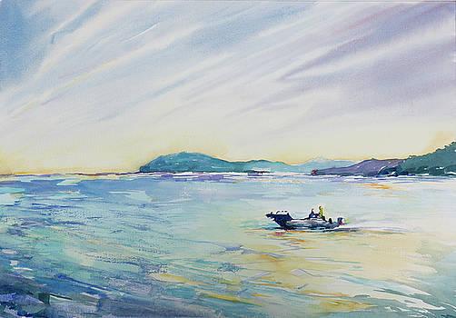 Early Morning Waters by Adam VanHouten