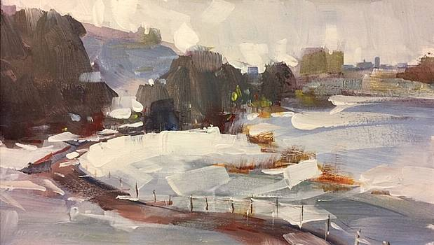 Early Snow by Marty Coulter