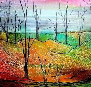 Early Spring by Betsy Carlson Cross