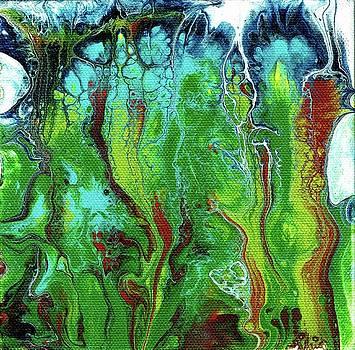 Early Spring Fantasy by Richard Ortolano