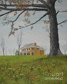 Early Spring by Norm Starks