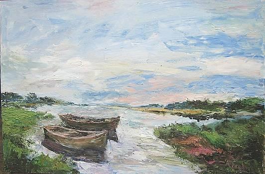 Early Tide by Albert Fendig