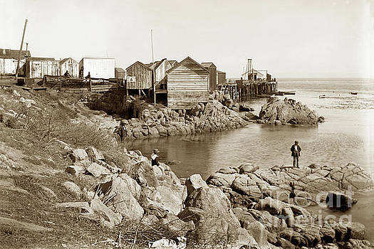 California Views Mr Pat Hathaway Archives - Early view of East side of Fisherman