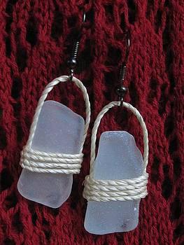 Earrings 1 by Lorna Diwata Fernandez