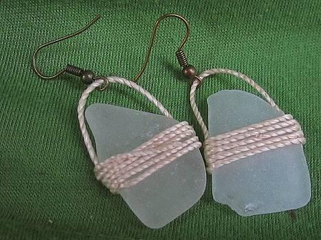 Earrings 4 by Lorna Diwata Fernandez