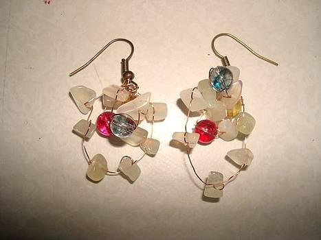 Earrings 5 by Lorna Diwata Fernandez