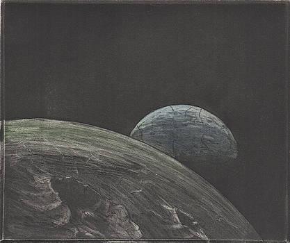 Erik Paul - Earth and Moon