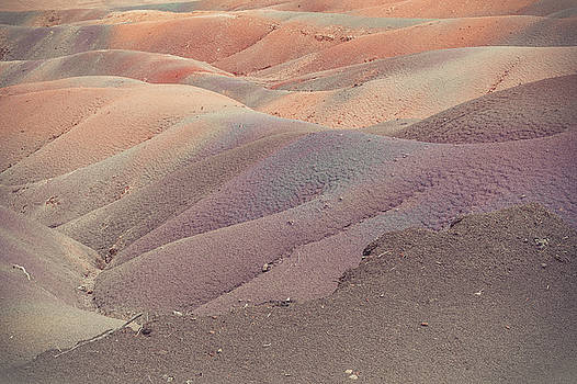 Jenny Rainbow - Earth Bodyscape.  Natural Abstract 6