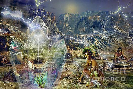 Earth Energy by Shadowlea Is
