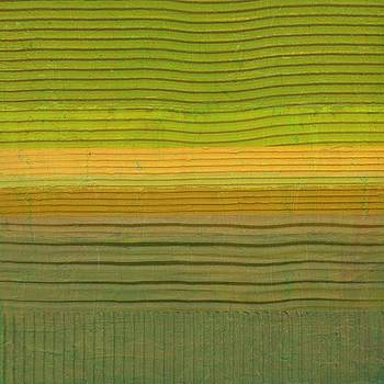 Michelle Calkins - Earth Layers No. 5