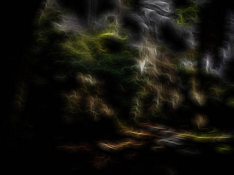 Earth Lights 1 by William Horden