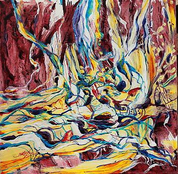 Earth Soul Underground II by Saadon Bin Saad