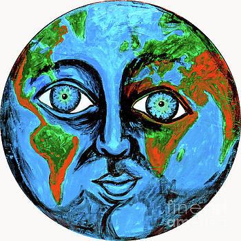 Earthface by Genevieve Esson