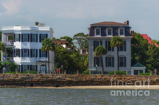 Dale Powell - East Bay Street Battery Homes in Charleston South Carolina