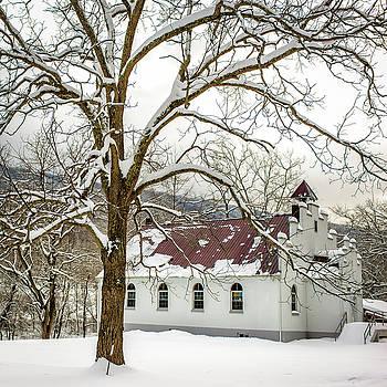 East Chapel Church by Joe Shrader