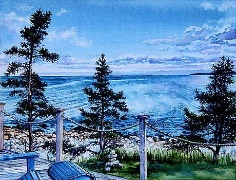 Hanne Lore Koehler - East Coast Ocean View